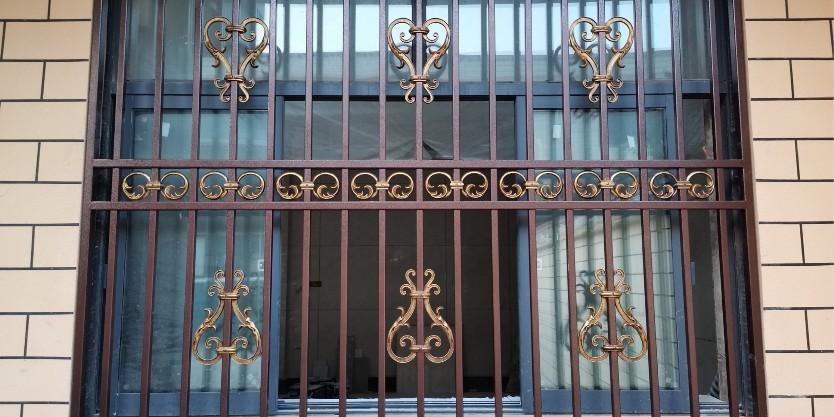 选铝艺防盗窗的优势