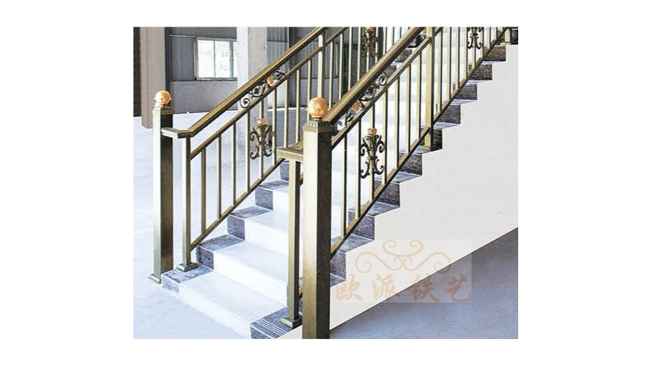 铝艺楼梯扶手8048