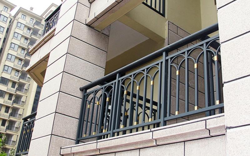 铝艺护栏的特征