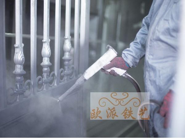 欧派铁艺各制作流程工艺标准(4)