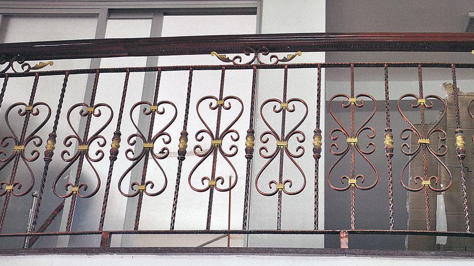 铁艺护栏OP-D005