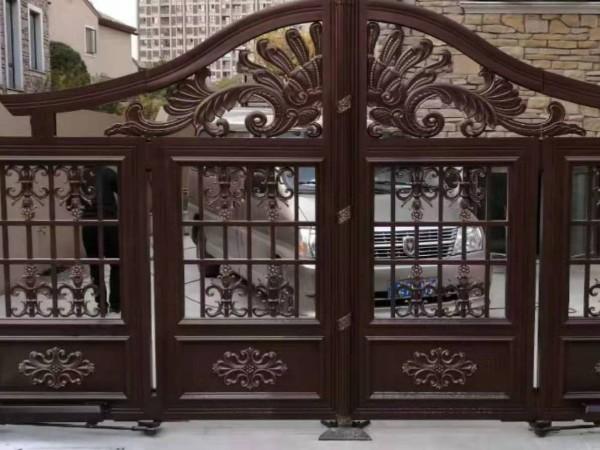 安装铝艺大门需注意哪几点