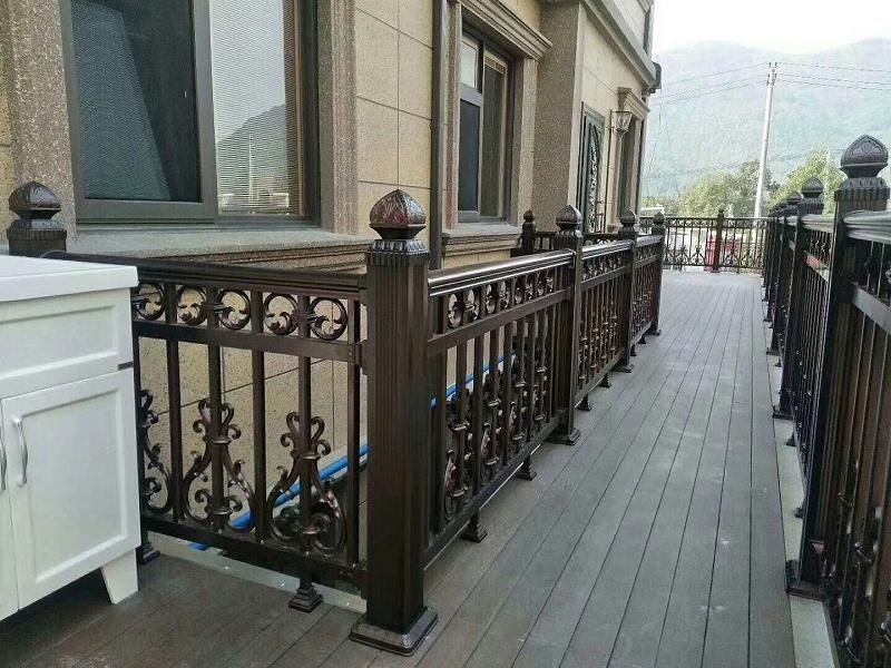 欧派铝艺护栏的优势