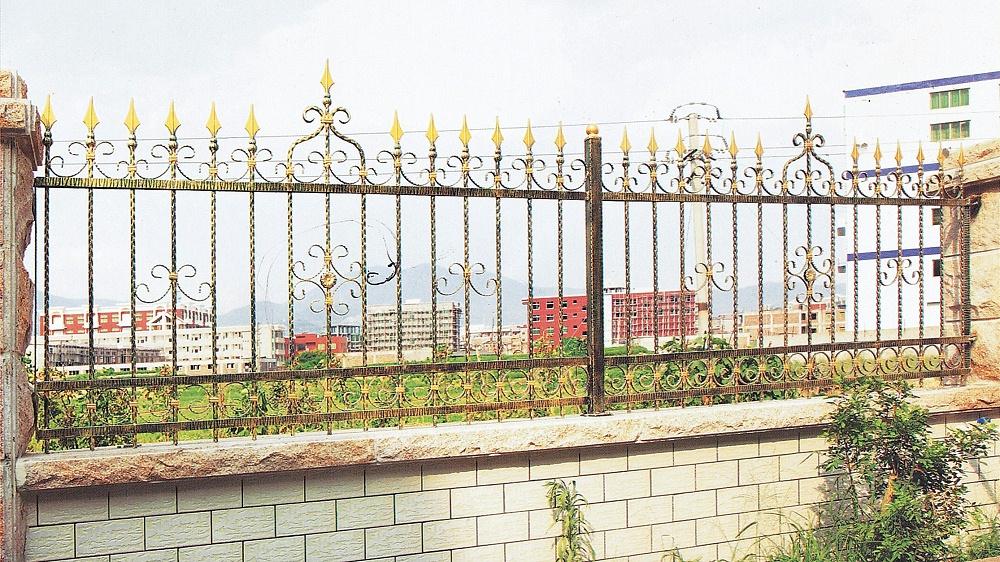铁艺围栏OP-B008