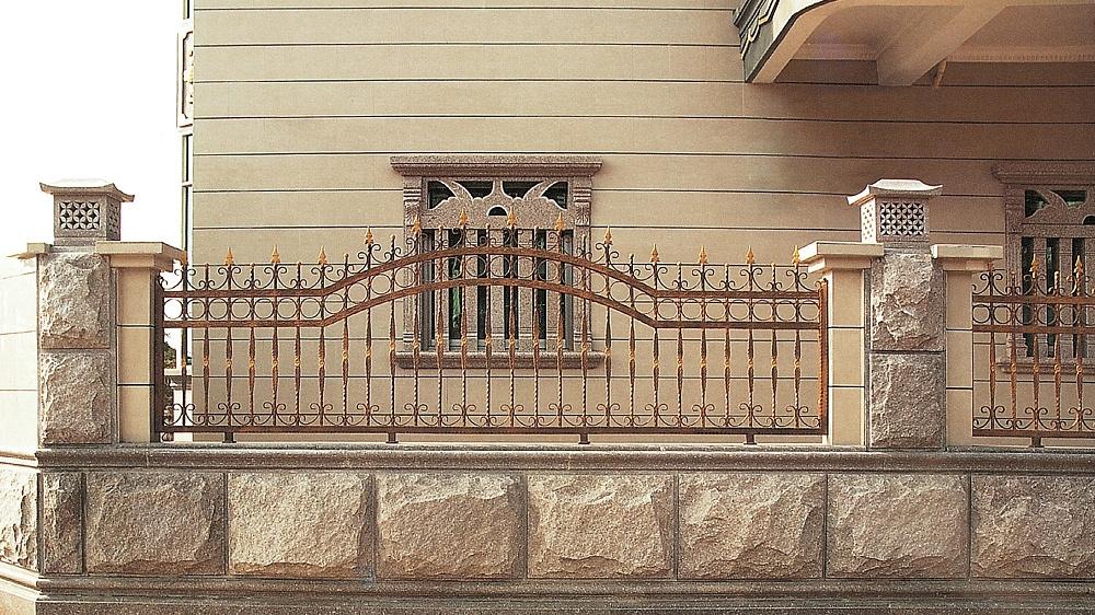 铁艺围栏OP-B009