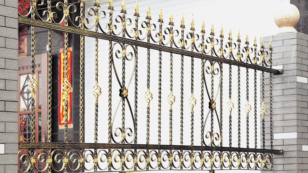 铁艺围栏OP-B002