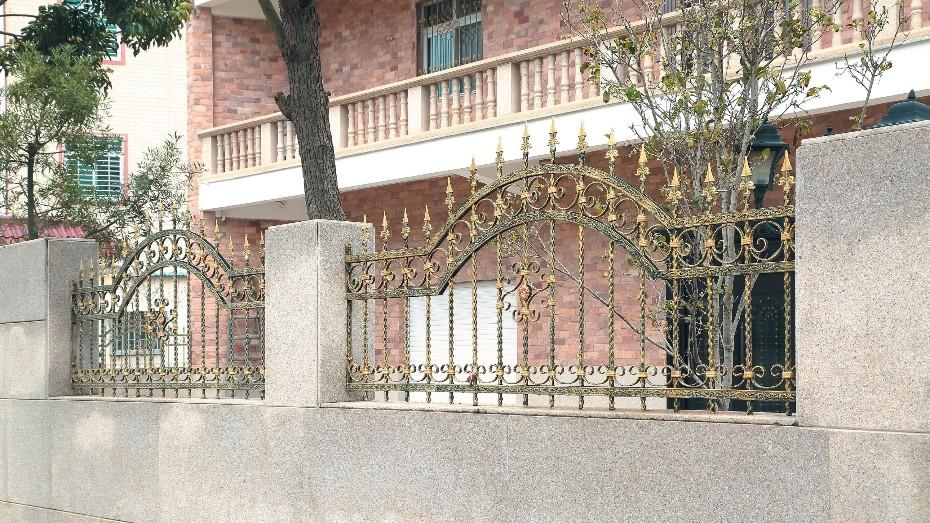 铁艺围栏OP-B005