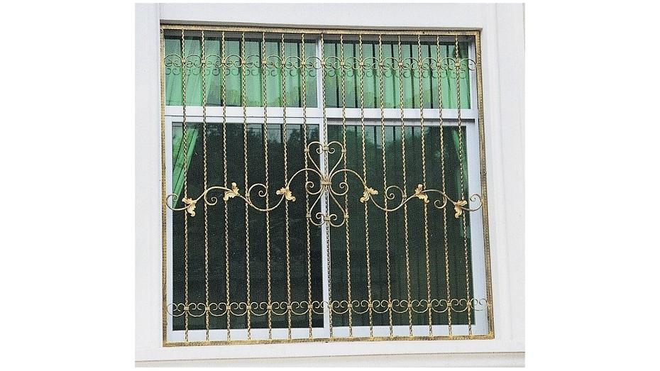 铁艺护窗OP-E002