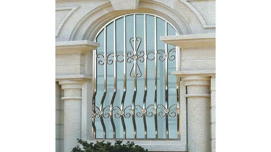 不锈钢护窗OP-F026