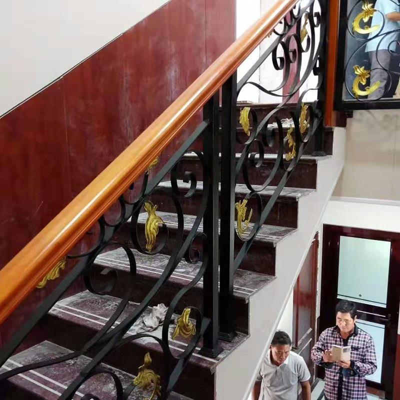铁艺楼梯扶手验收标准