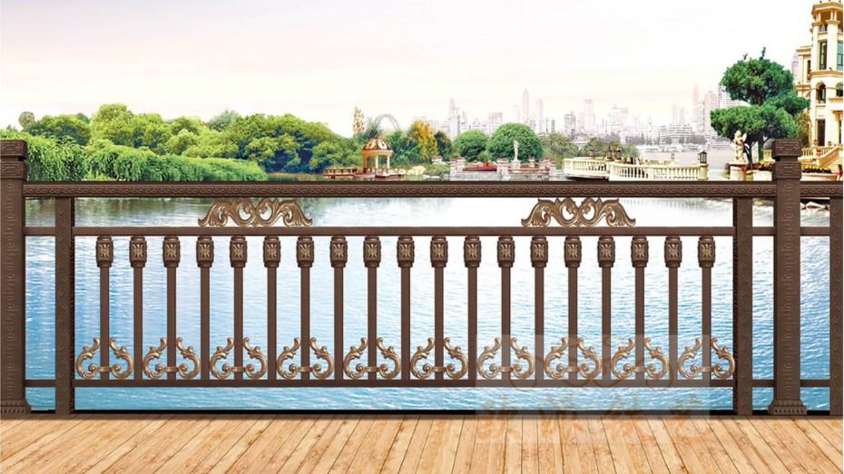 不锈钢烤漆护栏8019