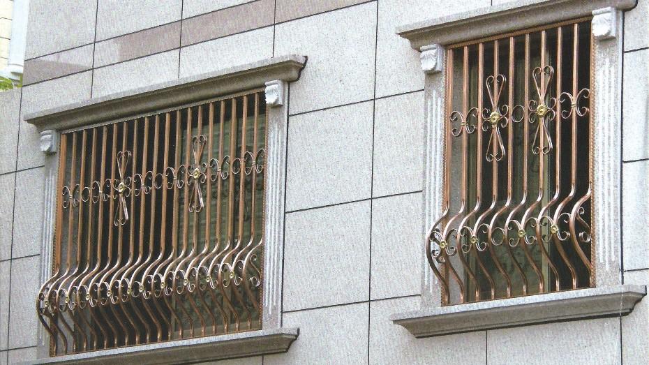 不锈钢护窗OP-F030