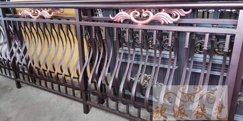 铝艺阳台护栏有哪些特点